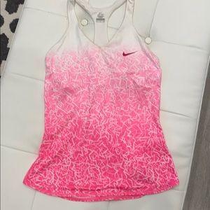 Nike dri-fit tennis tank top